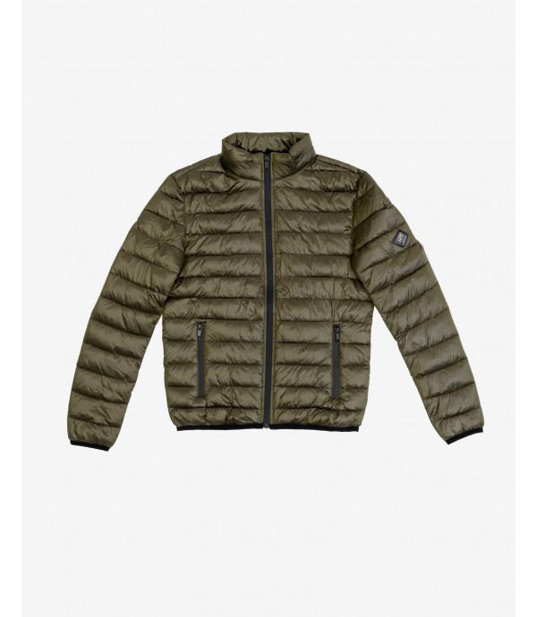 Basic puffer jacket