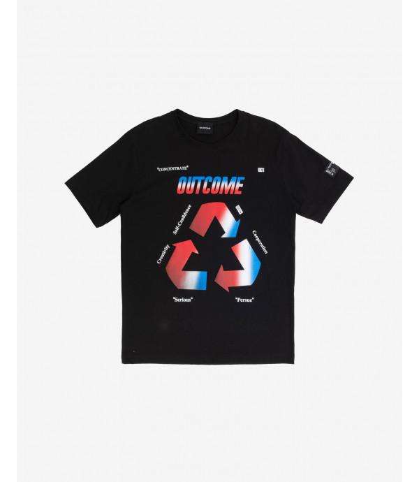 T-shirt cycle arrows