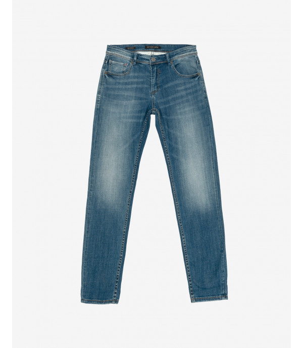 Kevin skinny fit medium wash jeans