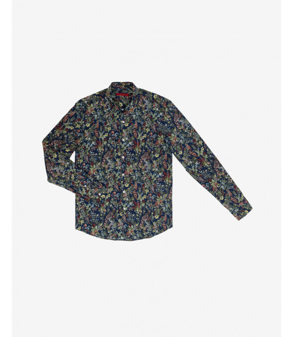 More about Floral patterned shirt