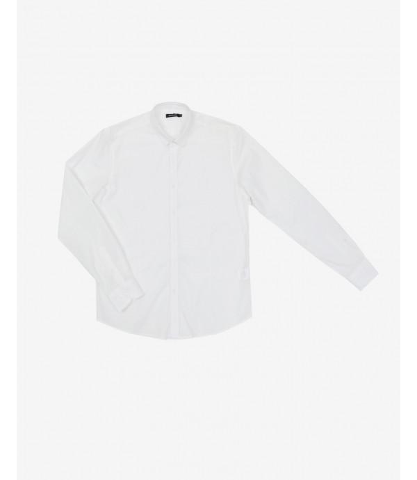 More about Slim collar basic shirt