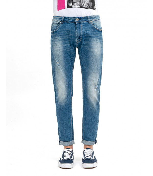 Bruce regular fit basic jeans