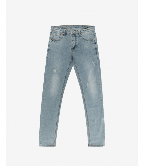 Steve light wash super skinny fit jeans
