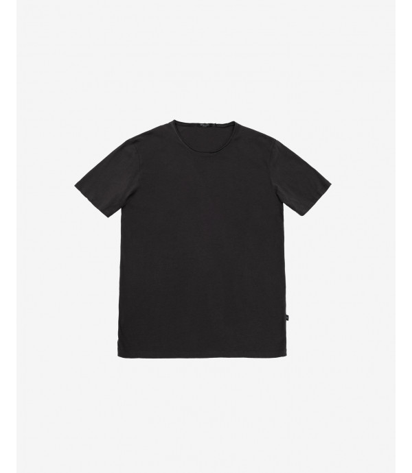 More about Basic T-shirt with raw edges