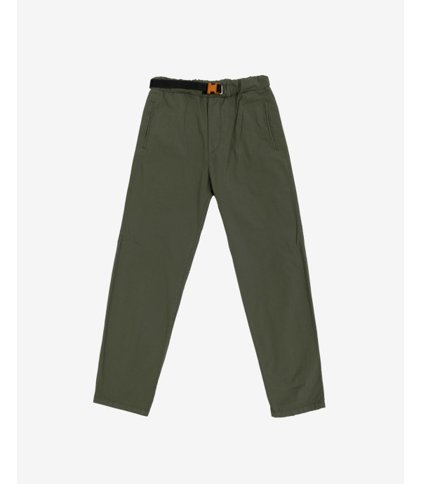 Trousers with innner belt