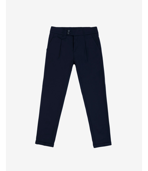 Elegant trousers with pleats