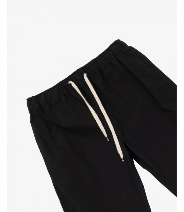 Comfort fit drawstring trousers