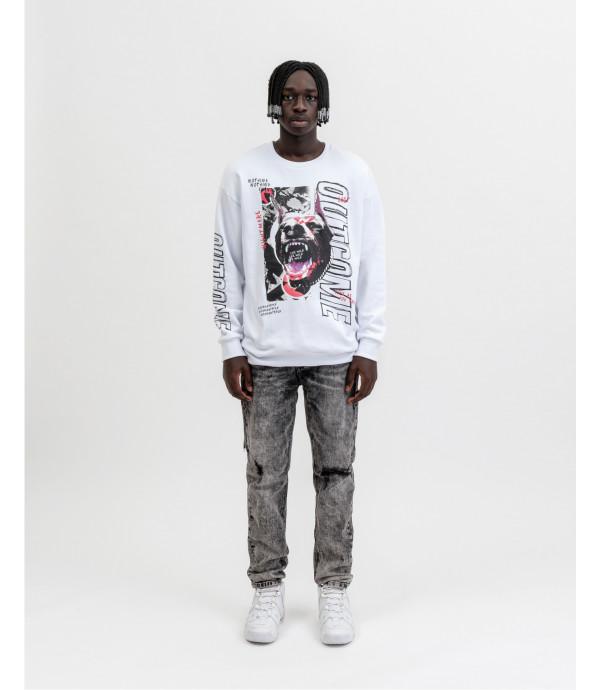 Sweatshirt pitbull