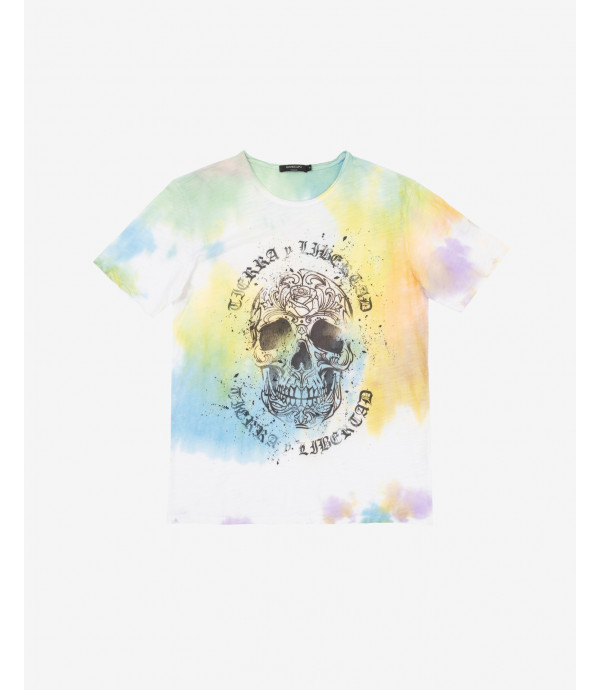 More about Mexican print tie dye t-shirt