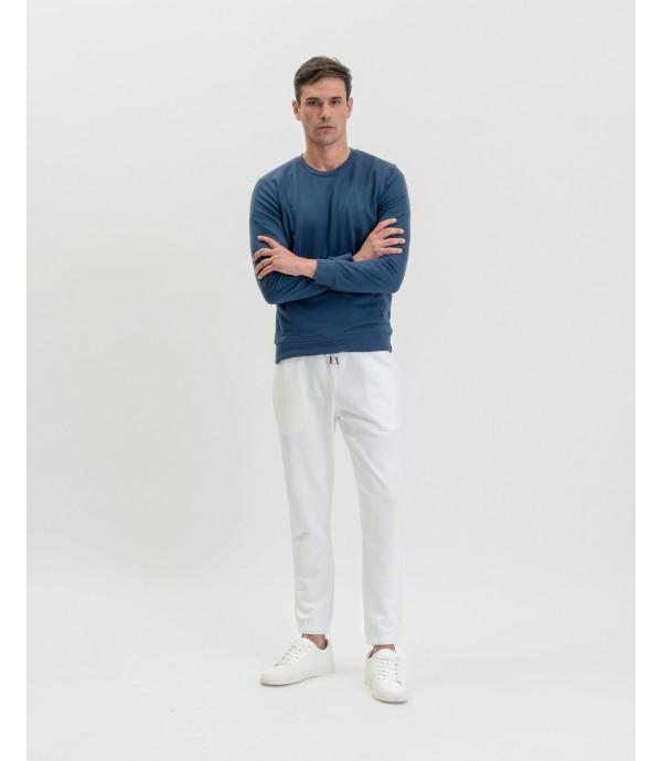 Basic crewneck sweatshirt