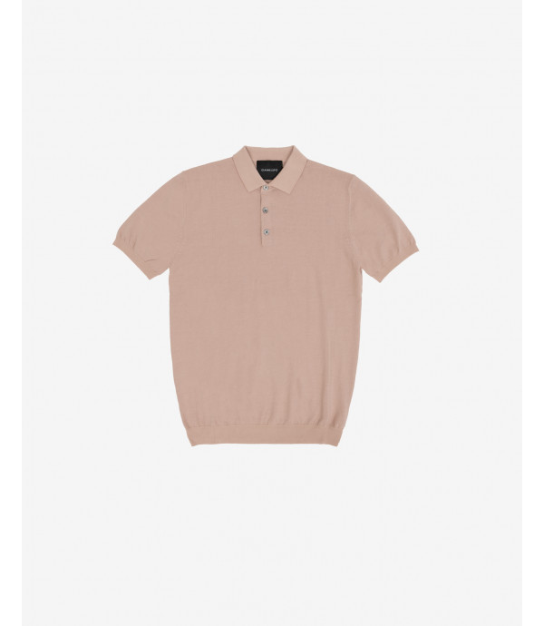 More about Basic cotton polo shirt