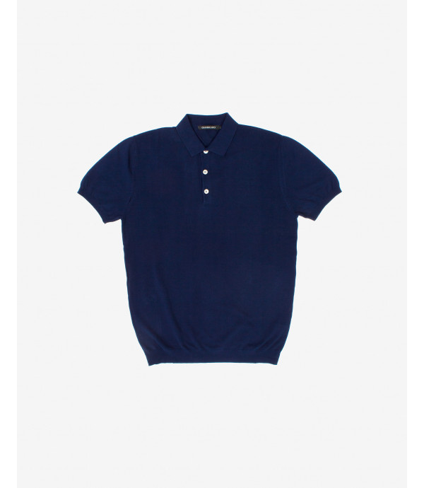 Polo basic in cotone