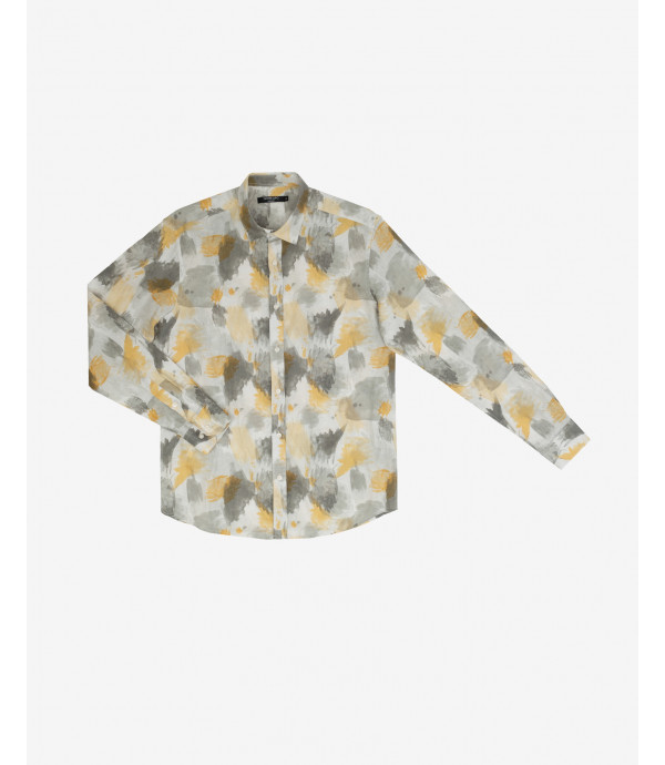 Abstract printed shirt