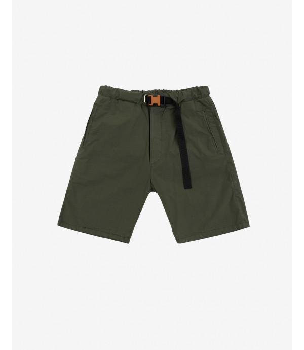 Shorts with inner belt