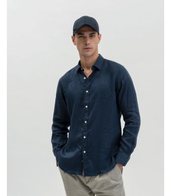 Basic linen shirt