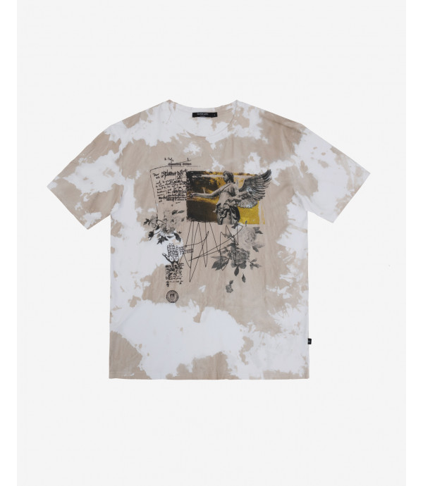 T-shirt stampa esoteric