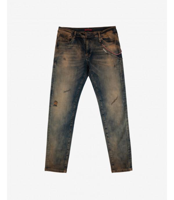 Steve super skinny jeans vintage wash