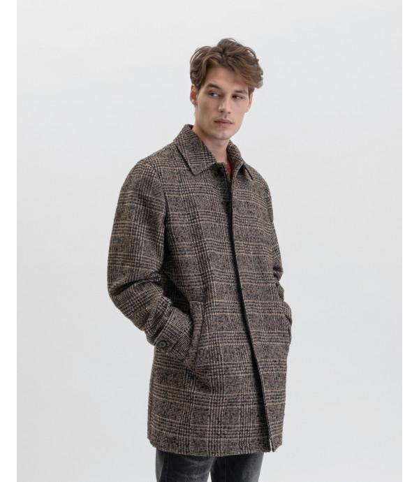 Car coat in principe di Galles