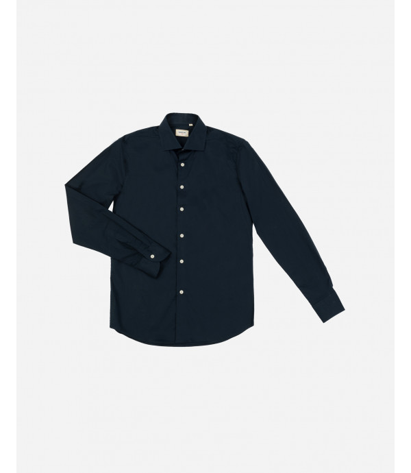 Camicia basica slim fit