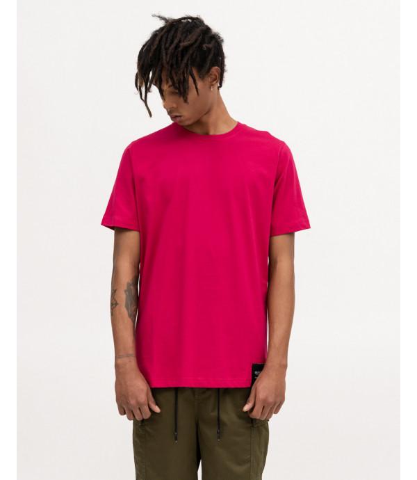 Magenta basic t-shirt