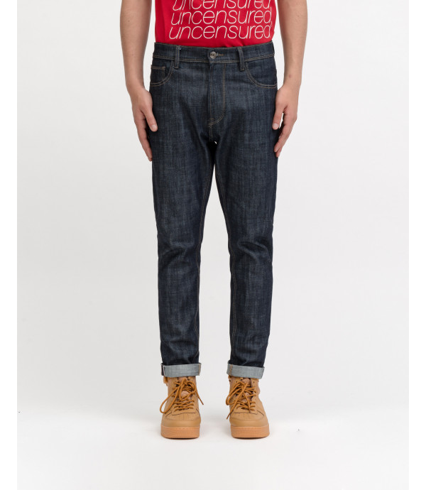 Jeans carrot fit OUTCOME rinse wash