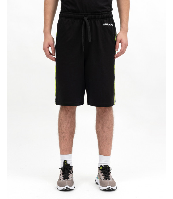 Sport shorts with side insert