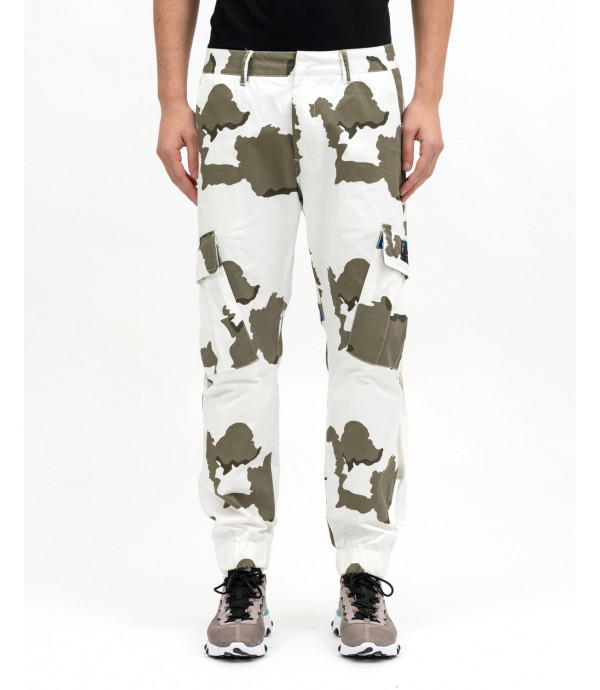 Camo Pants with poket