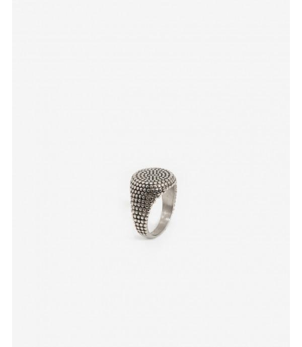 Round spike ring