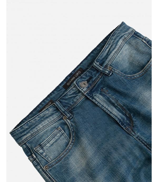 Bruce regular fit jeans medium wash