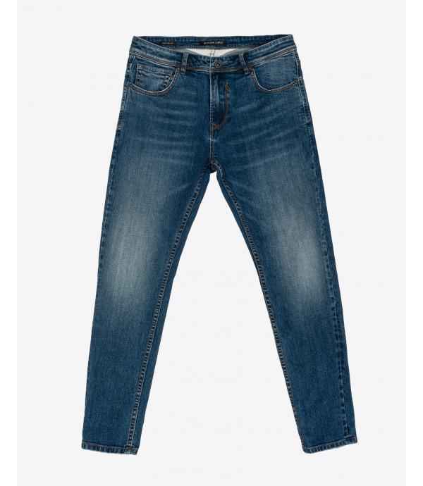 Kevin skinny fit jeans medium wash