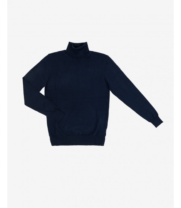 Basic turtleneck jumper